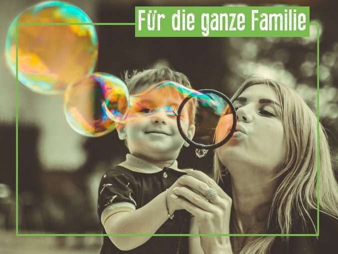 Unsere Favoriten zur Familiennacht 2019